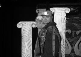 Подполковник Скалозуб Сергей Сергеевич («Горе от ума»)