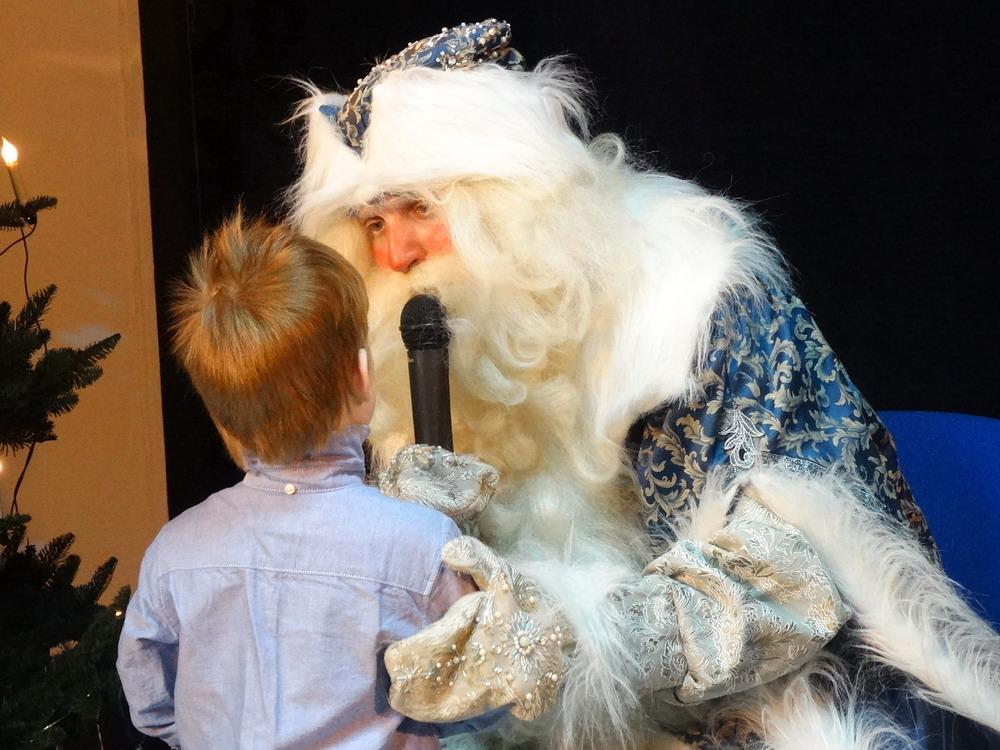 Стихотворение для Деда Мороза