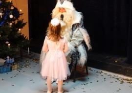 Встреча с Дедом Морозом