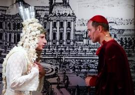 Король и кардинал